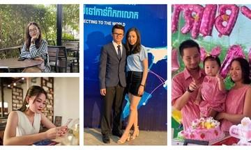 Người F tại Campuchia vững vàng trong tâm dịch