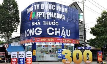 Doanh thu nhà thuốc FPT Long Châu tăng gấp 3 lần cùng kỳ