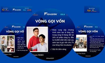 Sinh viên nhà F thành công khi gọi vốn 15.000 USD cho nền tảng dạy học trực tuyến