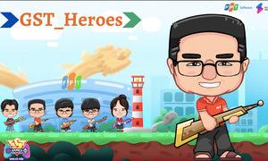 GST Heroes - game nội bộ nhà F gây 'sốt' giữa mùa dịch
