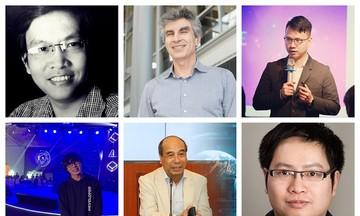 Dàn diễn giả đáng mong đợi tại hội thảo trí tuệ nhân tạo FPT 2021