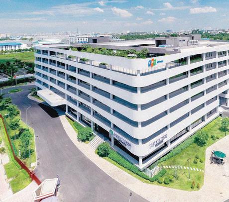 Tòa nhà F-Town 3 của FPT Software lọt top công trình kiến trúc tiêu biểu