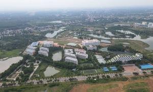 Toàn cảnh khu cách ly 3000 giường tại KTX Đại học FPT