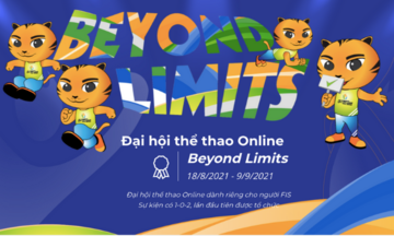 Nhà Hệ thống khai mạc đại hội thể thao online