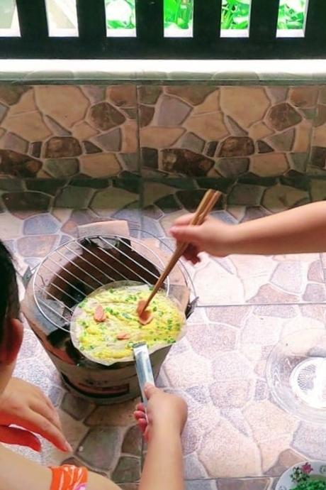 Bữa 'cơm nhà' mùa dịch của người F