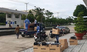 FPT hỗ hợ thiết bị CNTT và hạ tầng 5 bệnh viện dã chiến Cần Thơ