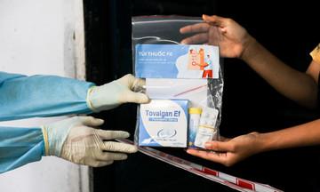 Quỹ nhà F góp 13.500 'Túi thuốc F0' tặng bệnh nhân Covid