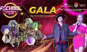 Gala tài năng FSchool phát sóng trực tiếp trên VTV2 Digital