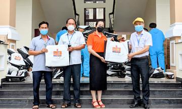 FPT trao 3.000 suất quà cho người dân Đà Nẵng đang gặp khó khăn