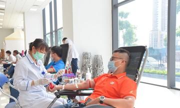Người F tạo kỷ lục hiến máu cứu người