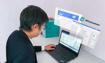 500.000 hợp đồng điện tử được ký qua nền tảng công nghệ của FPT