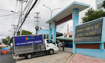 10.000 túi thuốc quỹ nhà F miễn phí cho F0 tại TP HCM