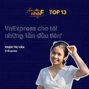 Âm điệu nhà F | VnExpress cho tôi những 'lần đầu tiên'