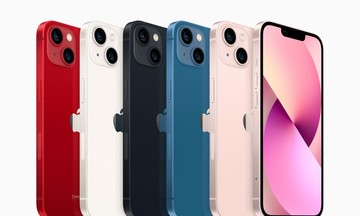 FPT Shop dự kiến iPhone 13 có giá từ 21,99 triệu đồng, tháng 10 lên kệ