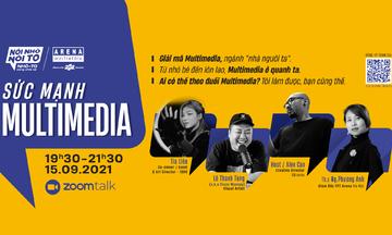 Viện đào tạo quốc tế FPT giải mã Multimedia - ngành 'nhà người ta'