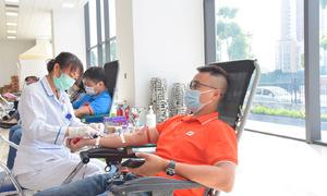 FPT HCM kêu gọi hiến máu với 'Tuần lễ Giọt vàng'