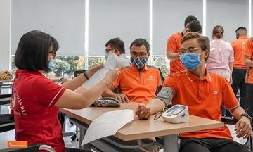 745 người FPT Sài Gòn đăng ký hiến máu