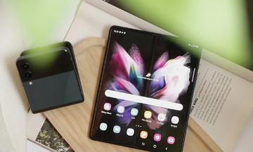 FPT Shop đã giao hơn 1.000 máy Galaxy Z Fold3 | Flip3 5G