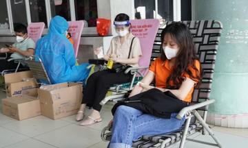 FPT HCM huy động hơn 1.000 người đăng ký hiến máu cuối tuần