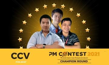 PM Contest 2021: Nơi hội tụ những 'senior' đích thực nhà Phần mềm