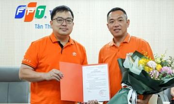 Anh Phạm Thanh Tuấn làm Chủ tịch kiêm CEO Công ty Truyền hình FPT