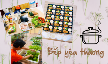 Bếp ăn 0 đồng - Sáng kiến sẻ chia yêu thương mùa dịch