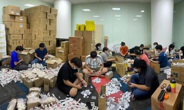 25.000 túi thuốc F0 và chuyện chưa kể của người FPT Long Châu