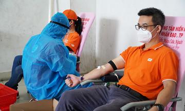 'Giọt máu nghĩa tình' tiếp tục lan toả đến người FPT trên cả nước