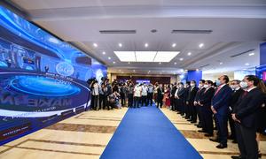 FPT trình diễn công nghệ AI, Cloud, Blockchain tại ITU Digital World 2021