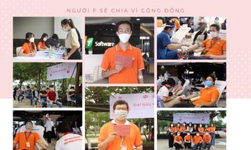FPT Đà Nẵng cùng cả nước lan tỏa 'Giọt máu nghĩa tình'