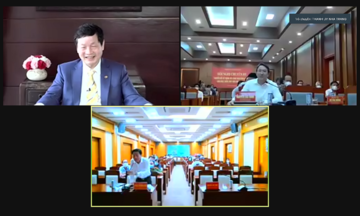 FPT cùng Khánh Hòa tổ chức hội nghị chuyên đề về chuyển đổi số thời Covid