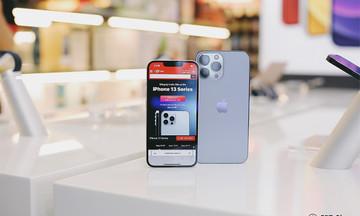 FPT Shop lập kỷ lục gần 200 tỷ đồng trong ngày đầu mở bán iPhone 13