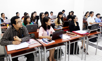 CBNV FPT được đào tạo nghiệp vụ theo chuẩn quốc tế khi giảng dạy tại nhà Giáo dục