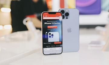 FPT Shop về thêm 10.000 iPhone 13 giải 'cơn sốt cháy hàng'